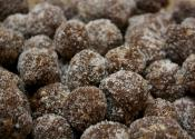 Milk Chocolate Bourbon Balls