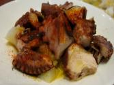 Braised Octopus In Rioja