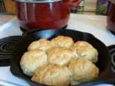 Bran Pan Biscuits