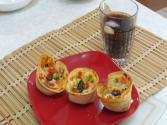 Bread Pizza Cups- Perfect Party Appetizer