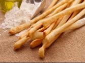 Breadsticks ( Grissini ) - Italian 