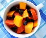 Fruit Breakfast Tea Cup