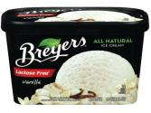 Breyers Lactose Free Vanilla Ice Cream Review