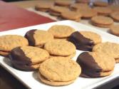 Peanut Butter Sandwich Cookies: Cookie Jar