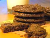 Chocolate Fudge Cookies: Cookie Jar