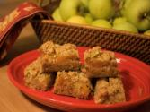 Apple Oatmeal Bars: Cookie Jar