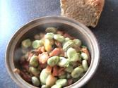 Zuza Zak's Weeknight Dinners: Broad Beans With Bacon