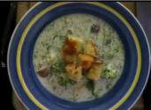 Red Potato And Broccoli Soup