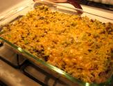 Broccoli Bake With Wild Rice