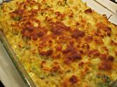 Broccoli Cheddar Casserole