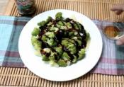 Broccoli In Oyster Sauce