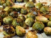 Broiled Brussel Sprouts