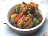 Korean Food: Sempio's Braised Chicken (샘표 안동 찜닭)