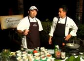 Kamuela Tomatoes Recipes By Brown's Beach House Executive Chef