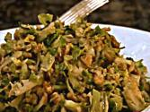 Episode 15: Dijon Walnut Shredded Brussles Sprouts