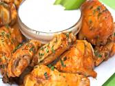 Baked Buffalo Wings - They Just Might Become Your Fav