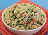 Bulgur Wheat Salad (low Cholesterol) By Tarla Dalal