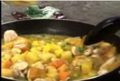 Healthy Butternut Squash Chicken Curry