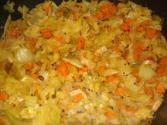 Buttery Cabbage And Carrots