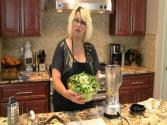 Cheryls Home Cooking - Ceasar Salad With Home Made Dressing