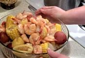 Cajun Shrimp Boil For Dinner
