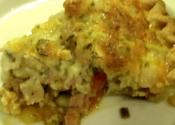 Cajun Shrimp Quiche