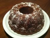 How To Make A Bundt Cake Level