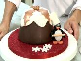 Fred Ponnavoy's Black Forest Chocolate Fondant