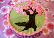A Cake For Spring 