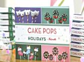 Cake Pops Holidays Book Trailer