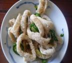 Salt And Pepper Calamari/squid