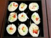 Sushi: California Roll, Homemade!