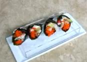 California Sardines Sushi Roll