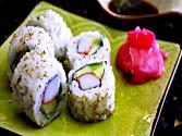 Japanese Food :california Rolls
