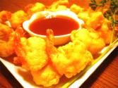 Filipino Battered Prawns