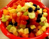 Cantaloupe Salad