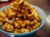 Vegan Caramel Corn