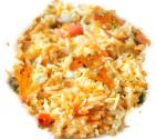 Carrot Rice