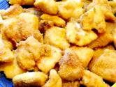 Catfish Nuggets Marinated With Pizza Beer