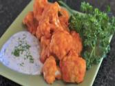 Cauliflower Buffalo Wings Vegan & Gluten-free