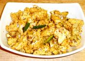 Indian Cauliflower Pickle