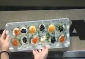 Caviar And Potato Canapés: Jacques & Claudine Pépin
