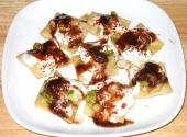 Crunchy Papdi Chaat