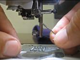 How To Change Or Replace The Needle On A Sewing Machine (beginner)