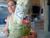 Cheecha Puffs Luscious Lime Flavour: What I Say About Food