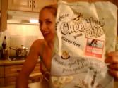 Cheecha Puffs Sea Salt & Spiced Pepper: What I Say About Food