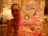 Cheecha Puffs Sweet Cinnamon: What I Say About Food