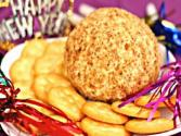 Reduced Calorie Meat Cheese Ball