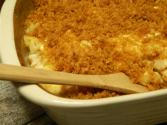 Cheesy Ranch Baked Hashbrown Casserole