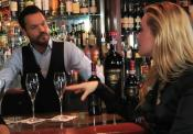 Chef Fabio Viviani Prepares A Seafood Linguini And Pairs It With A Great White Wine